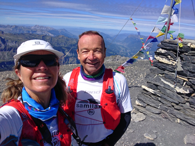 Mont Buet, 3.096 m